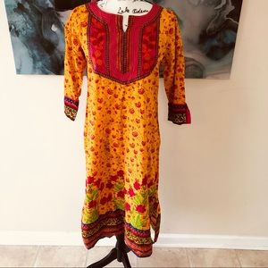 B1G2 RANGRITE Indian Dress